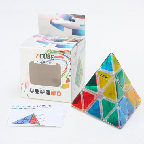 Z-ZUBE Pyramid Magic Cube