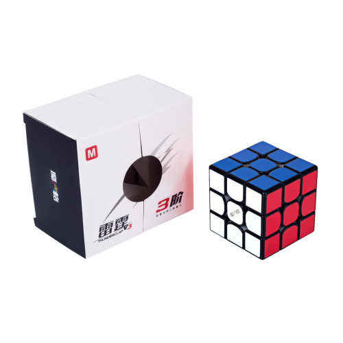 Qiyi Thunderclap V3 M 3x3 Magic Cube