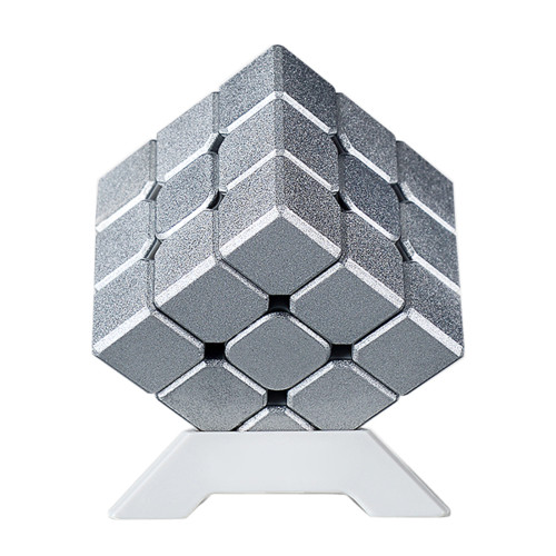 3x3 Metal Magic Cube - Black