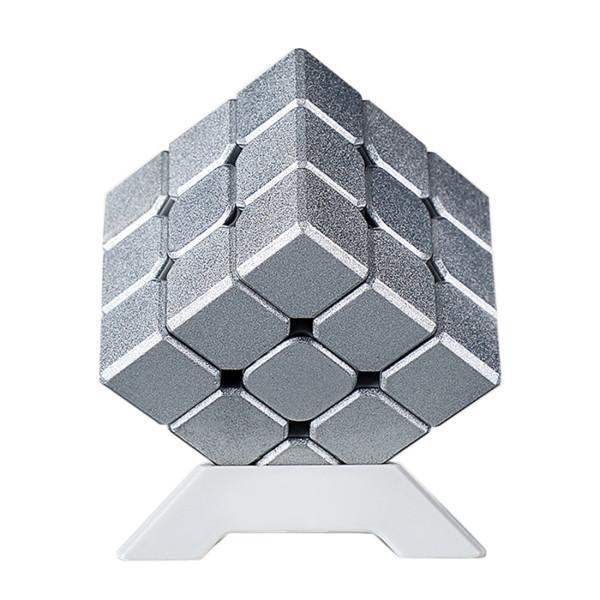 3x3 Metal Magic Cube - Black