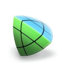 Qiyi Corner Mastermorphix Magic Cube - Stickerless