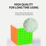 QiYi QiFan S2 6x6 Magic Cube - Stickerless