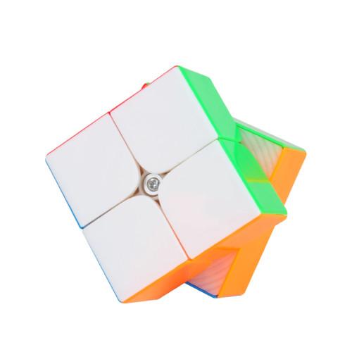 Yuxin Little Magic 2 x 2 M Magic Cube - Stickerless
