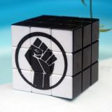 Embossed 3x3 Magic Cube