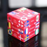 2022 WCF 3x3 Magic Cube