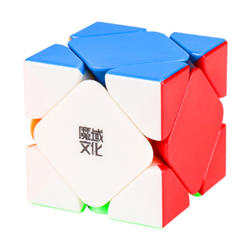 Moyu Aoyan Custom M Skewcube Magic Cube - Stickerless