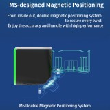 MS V1 Double Magnetic Positioning System 3X3 M Maicg Cube