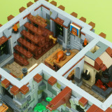2951Pcs-MOC-72838-Medieval-Tavern-Small-Particle-DIY-Building-Blocks-Kit-Compatible-with-Medieval-Blacksmith-21325(Licensed-and-Designed-by-Versteinert)