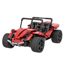 661Pcs Dune Buggy MOC-76011 Off-road Vehicle Building Blocks Toys DIY Bricks Toys (Licensed and Designed by paave)