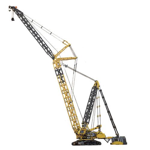 3846Pcs MOC-39663 RC Crane Model 2020 LR 11000 Crane Bricks Toy with 10 Motors (Licensed and Designed by OleJka) - Dynamic Version