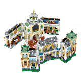 3308Pcs-Street-View-Series-Mini-Particle-Wedding-Church-Bricks-Model-Assembly-STEM-Building-Block-Toy-(This-product-is-not-manufactured-or-sold-by-Lego-and-has-no-connection-with-Lego)