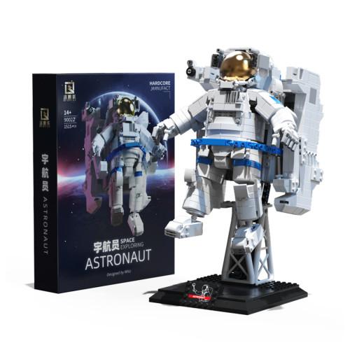 1515Pcs Astronaut Creative Building Block MOC Toy Stem Set