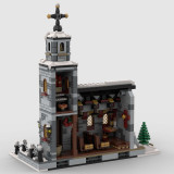 1074Pcs-Little-Winter-Church-MOC-58208-Model-Kits-Building-Blocks-Toy-(Licensed-and-Designed-by-Little_Thomas)