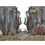 1734+Pcs-MOC-78364-Battle-Scene-Valley-Camp-Model-Kits-Small-Particles-Building-Blocks-Toy-(This-Product-is-not-manufactured-or-sold-by-Lego,-and-have-no-connection-with-Lego)