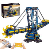 4588+Pcs-Engineering-Series-RC-Bucket-Wheel-Excavator-Toys-Small-Particle-Assembly-Building-Block-Set-Model