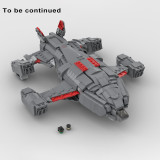 1171Pcs-1/250-Scale-Chieftain-Elite-MOC-68713-Space-Wars-Sci-fi-Warships-Building-Blocks-DIY-MOC-Kits-(Licensed-and-Designed-by-TheRealBeef1213)