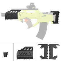 Worker F10555 Rayven Cosmetic Kit for Nerf N-Strike Rayven CS-18 Blaster