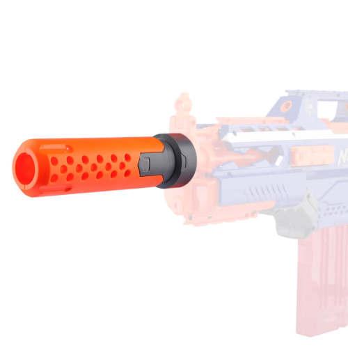 Nerf Stryfe Plastic Modified Suppressor