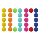 100Pcs General Refilled Bullet Ball Shooter for Nerf Rival Series