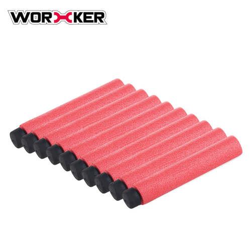 Worker 7.2cm Soft Warhead Foam Dart