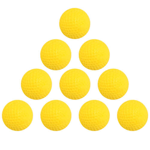 10pcs Round Soft Bullet Foam Bullets for nerf Rival series