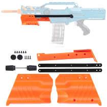 Worker F10555 No.191 Pull-down Kit for Nerf ZED Squad Longshot
