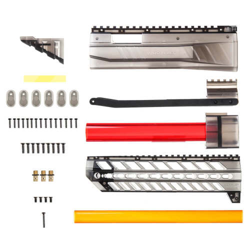 Worker Modified Toy Accessories Integrated Built-in Front Pull-down Kit for Nerf Retaliator
