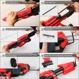Worker F10555 3D Printed No.213 Esper Blaster