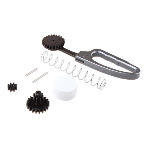 Soft Dart Strengthen Parts Metal Gear and Pull Rod Set