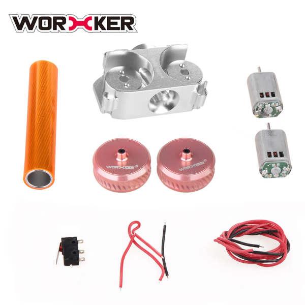 Worker Twill Metal Power Type Flywheel Set