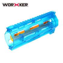 Worker Honey Badger Adjustable Barrel for Nerf Retaliator/Prophecy