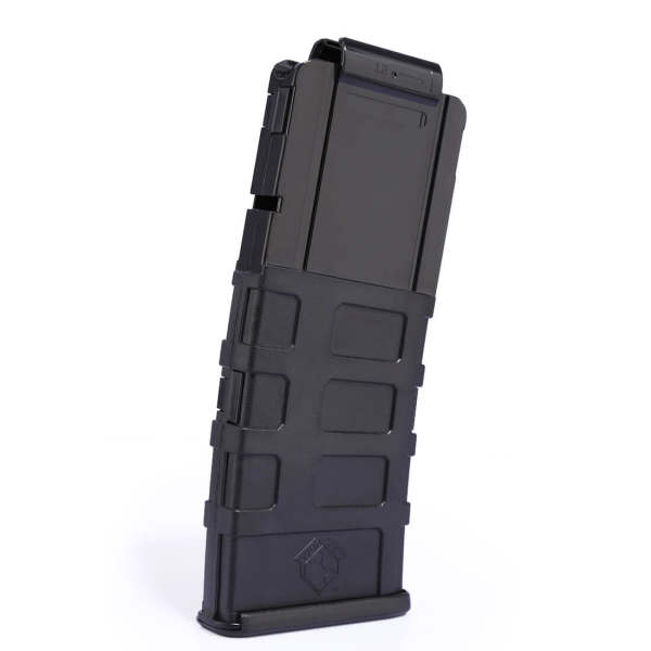 Worker 12 Short Bullets Ammo Pmag Cartridge Magazine Clip Tactical Short Bullet Clip for Nerf