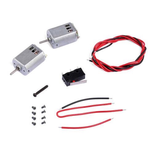 Worker Modified 132 Motor Set Toy Accessories for Nerf STF/CS-18/Rebelle Rapid Red Blaster/HyperFire/Modulus Regulator/Modulus ECS-10