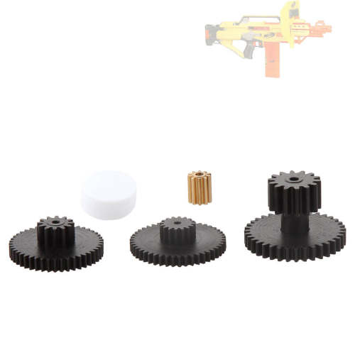 WORKER Fine Gears Set for NERF Stampede ECS-60