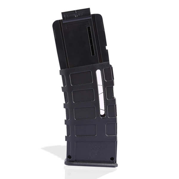 Worker f10555 15 Bullets Universal Soft Bullet Clip Injection Mold Magazine Clip for Nerf