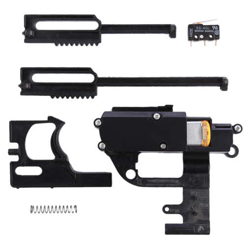 Sledge Hammer Full-automatic Kit for Nerf N-Strike Elite Stryfe Blaster - Black
