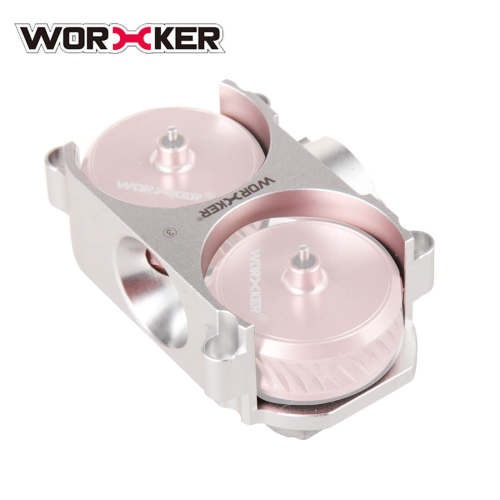 WORKER 415 Flywheel Cage for NERF STRYFE / WORKER Swordfish / WORKER Dominator /WORKER Plain