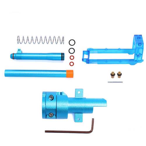 Worker Short Dart Stefan Interior Kit for Nerf Retaliator - Blue