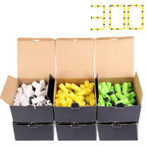 300 Pcs Worker Short Soft Dart 3.2cm Short Darts