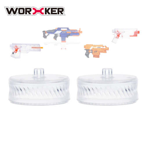 Worker PC Twill Flywheel for Nerf Stryfe/Nerf Rapidstrike CS-18/Worker Swordfish/ Worker Dominator/Worker Plain Flywheel Cage