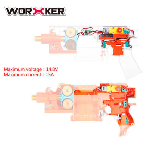 Worker Swordfish Full-automatic Kit for Swordfish Blaster Modification