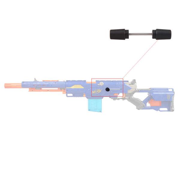 WORKER 201-F0309-1001 Pulling Plug for Nerf N-Strike Longshot CS-6 / ZOMBIE STRIKE LONGSHOT CS-12 / Worker Terminator / NERF CS-6 LONGSTRIKE