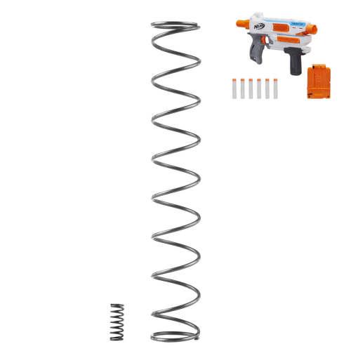 Upgraded Spring for Converted Nerf Modulus Mediator Blaster Spring for NFstrike Emitter