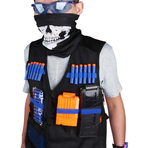 Worker Magazine Vest Set for Nerf