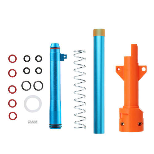 W0440 Short Darts Kit for Nerf Quick Sight Blaster / Nerf Delta Trooper - Connector Version