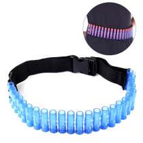 Soft Darts Sholder Belt Hand Strap Clip Storage Belt without Darts for Nerf Long Darts