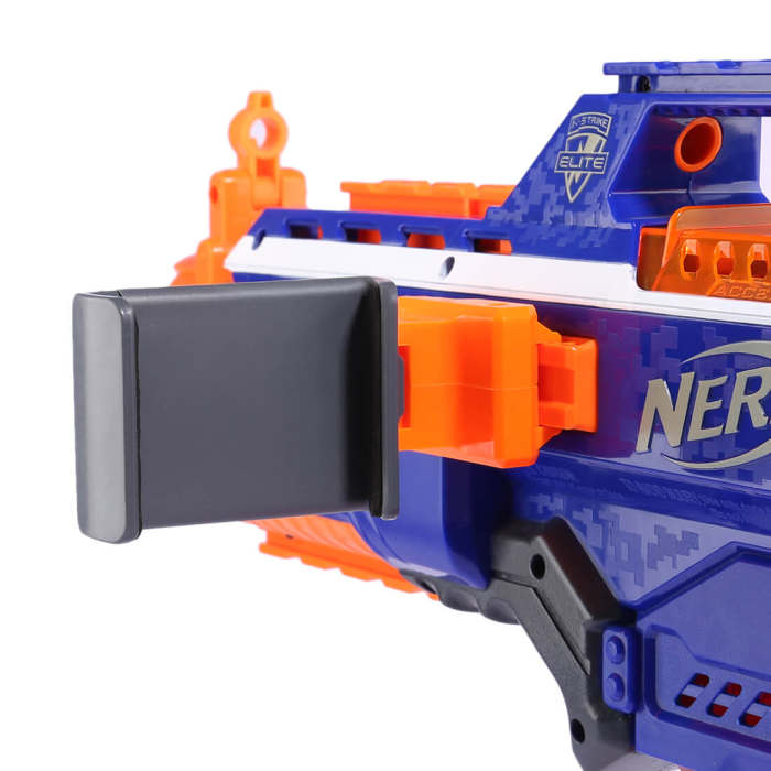 Modified Part Tactical Phone Holder for Nerf Elite Series - Color Random