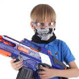Soft Dart Shooting Protective Tactical Vest Set for Kids