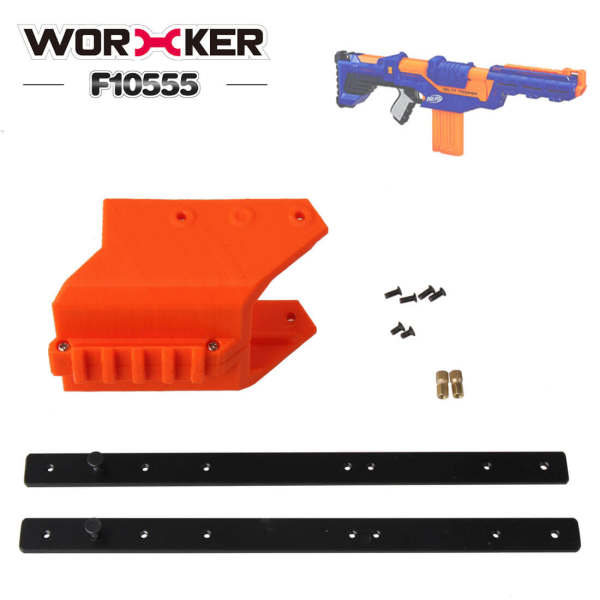 F0423 219 Pull-down for NERF Quick Sight Blaster - Orange Upgraded Version