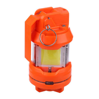 T238 Airsoft Flash Grenade for Airsoft Gel Ball Night Battle Indoor Shooting -with Battery
